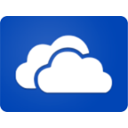 Print and Scan for OneDrive Icon