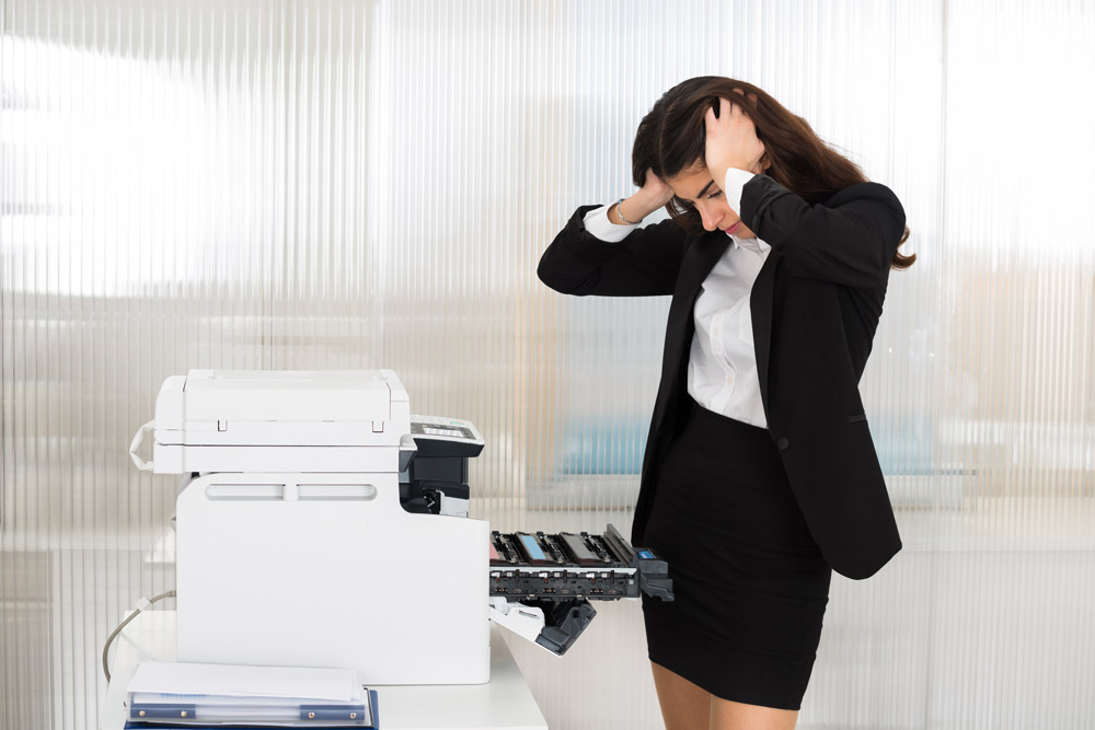 Managed Print Services Image